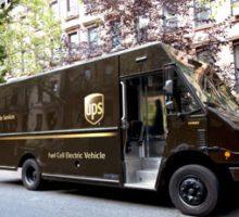 UPS – Paketdienst baut Brennstoffzellenfahrzeug mit vergrösserter Reichweite